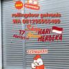 Harga Service Rolling Door Dan Folding Gate Murah Jakarta Cipinang Pondok Kopi Pondok Bambu Depok (28525651) di Kota Jakarta Selatan