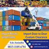 JASA IMPORT DOOR TO DOOR | BORONGAN | GOODS FORWARDER (28533431) di Kota Jakarta Timur