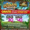 The Jungle Birthday Promo (28594023) di Kota Jakarta Selatan