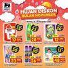 Superindo Promo Hujan Diskon Bulan November (28992365) di Kota Jakarta Selatan