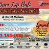 OPEN TRIP BALI SPESIAL TAHUN BARU - INAP 2 MALAM HOTEL BINTANG 3 DI SEMINYAK (29098631) di Kota Surabaya