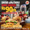 Burger King Promo KING SAVERS (Junior atau XL) (29162539) di Kota Jakarta Selatan