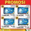 Giant Promo Mulai dari LED TV, kulkas, mesin cuci, dan AC. Hemat hingga 20%. (29517300) di Kota Jakarta Selatan