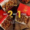 Xiji Streetsnack Promo XIJI Buy 2, Get 1 FREE (29578704) di Kota Jakarta Selatan
