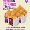Flip Burger Promo Menu Catering Makan Rame-Rame (29755396) di Kota Jakarta Selatan
