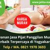 Jasa Pijat Panggilan Jogja 24 Jam Dengan Harga Murah (29763529) di Kota Yogyakarta