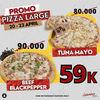 Selembar Pizza Promo Pizza Large (29954682) di Kota Jakarta Selatan