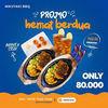 Nikuyaki BBQ Promo Hemat Berdua (29976796) di Kota Jakarta Selatan