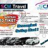 SCM Travel Pekanbaru Pangkalan Kerinci. Termurah.( 085320522224 ) (29982640) di Kota Pekanbaru