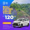 PRIVATE UBUD TOUR TRANSPORT - BALI SWING (30042103) di Kab. Badung