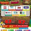 The Jungle Waterpark PROMO MERCHANT 1 - 30 Juni 2021 (30186080) di Kota Bogor