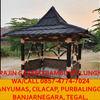 Tahan Lama!! Call 0857-4774-7024 Pengrajin Gazebo Bambu Diatas Kolam Pemalang (30244649) di Kab. Cilacap