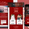 Undangan D I G I T A L Pernikahan Video W E B S I T E Buy 1 Get 3 (30518766) di Kota Bandung