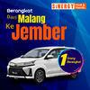 Travel Malang Jember, Jemput Langsung Dari Rumah (30543637) di Kab. Malang