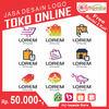 Jasa Desain Logo Toko Olshop - Jasa Design Logo Produk - Label Makanan (30590639) di Kota Tangerang Selatan