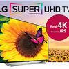 LG Super UHD TV 55 inch UF950T (5255485) di Kota Jakarta Barat
