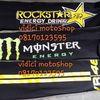 Manset rockstar / monster / vr46 (9910509) di Kota Jakarta Barat