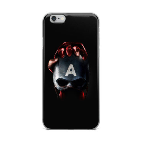 civil war iron man mobile cover