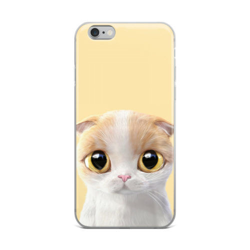 cute cat mobile cover
