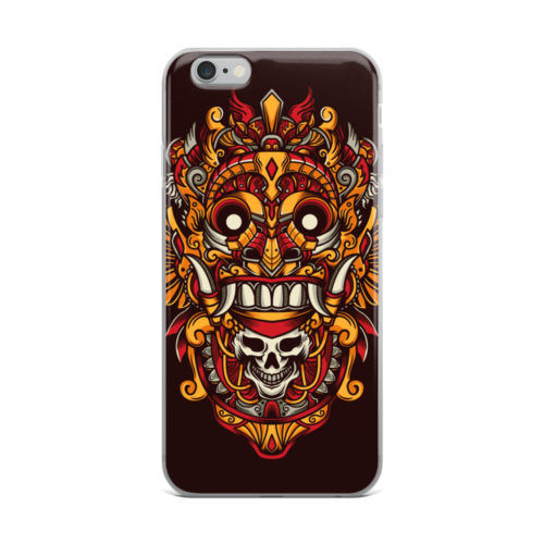 dragon daemon art mobile cover