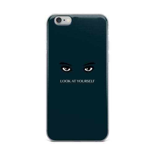 look at yourself mobile cover