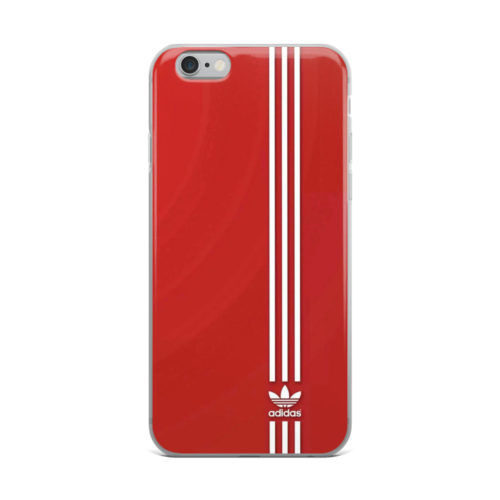 Adidas original red mobile cover