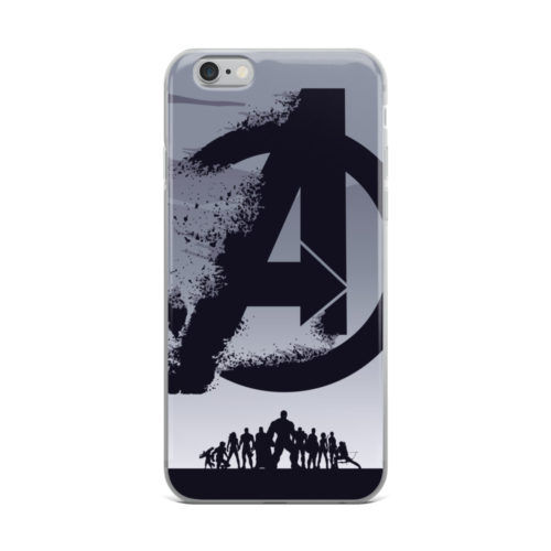 avenger end game mobile cover