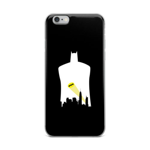 batman i am the knight mobile cover