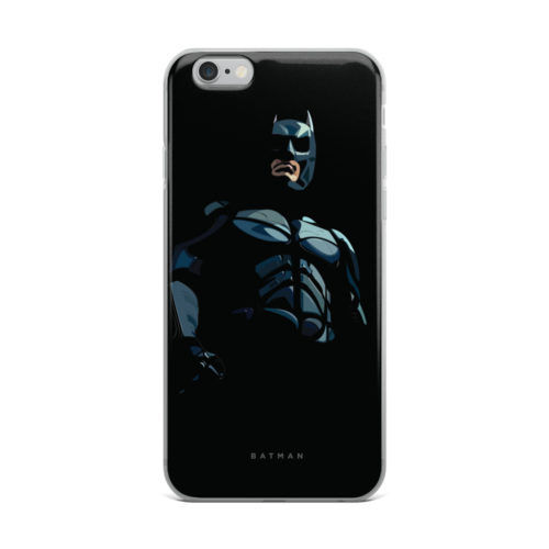 batman minimal illustration mobile cover
