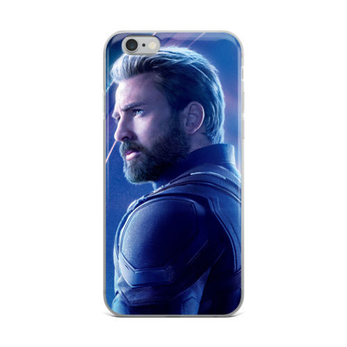 captain america infinity war mobile cover