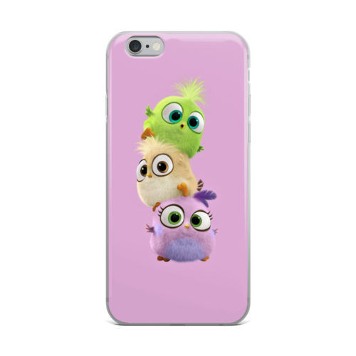 cute baby birds mobile cover