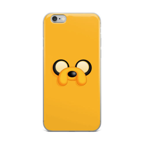 cute puppy face minimal mobile cover