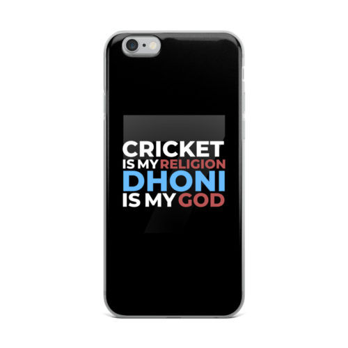 dhoni is my god mobile cover