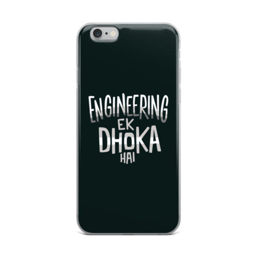 engineering ek dhoka hai mobile cover