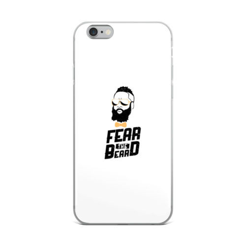 fear the beard mobile cover