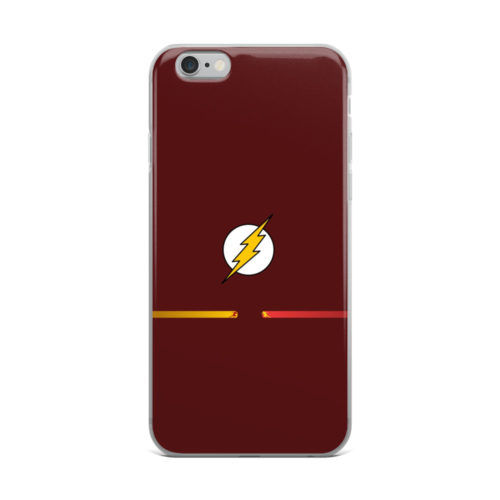 flash the speedster mobile cover