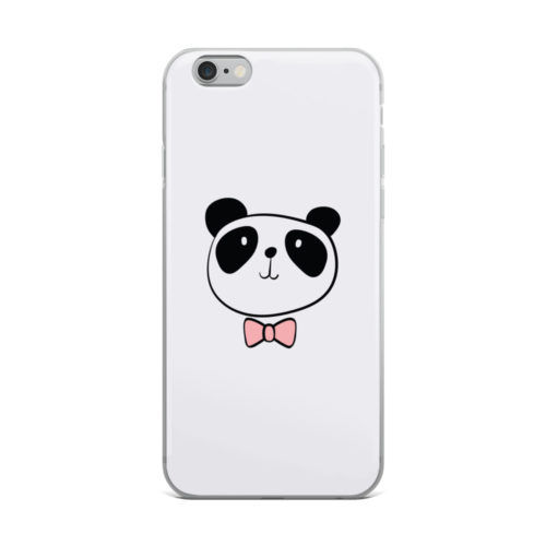 panda bow mobile cover