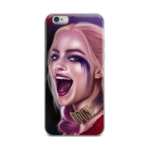 suicide squad harley quinn mobile cover