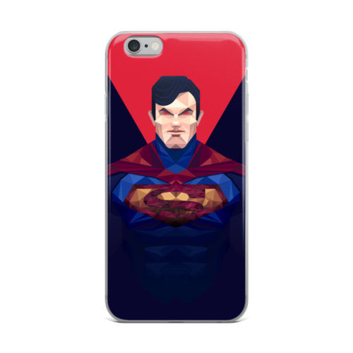 superman man of steel mobile cover