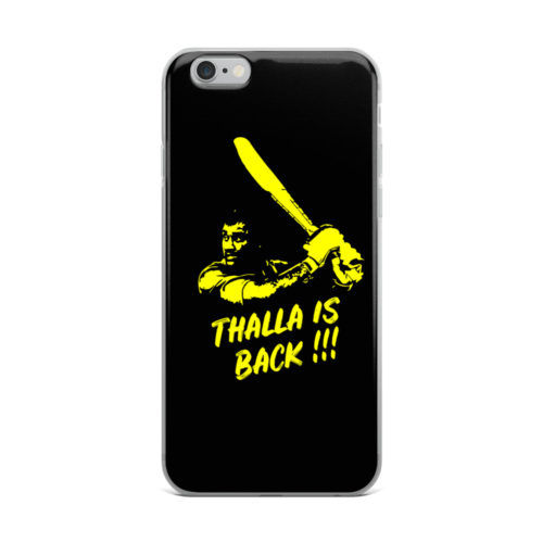 thalla is back mobile cover