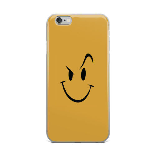 wink smiley mobile cover