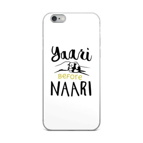 yaari before naari mobile cover