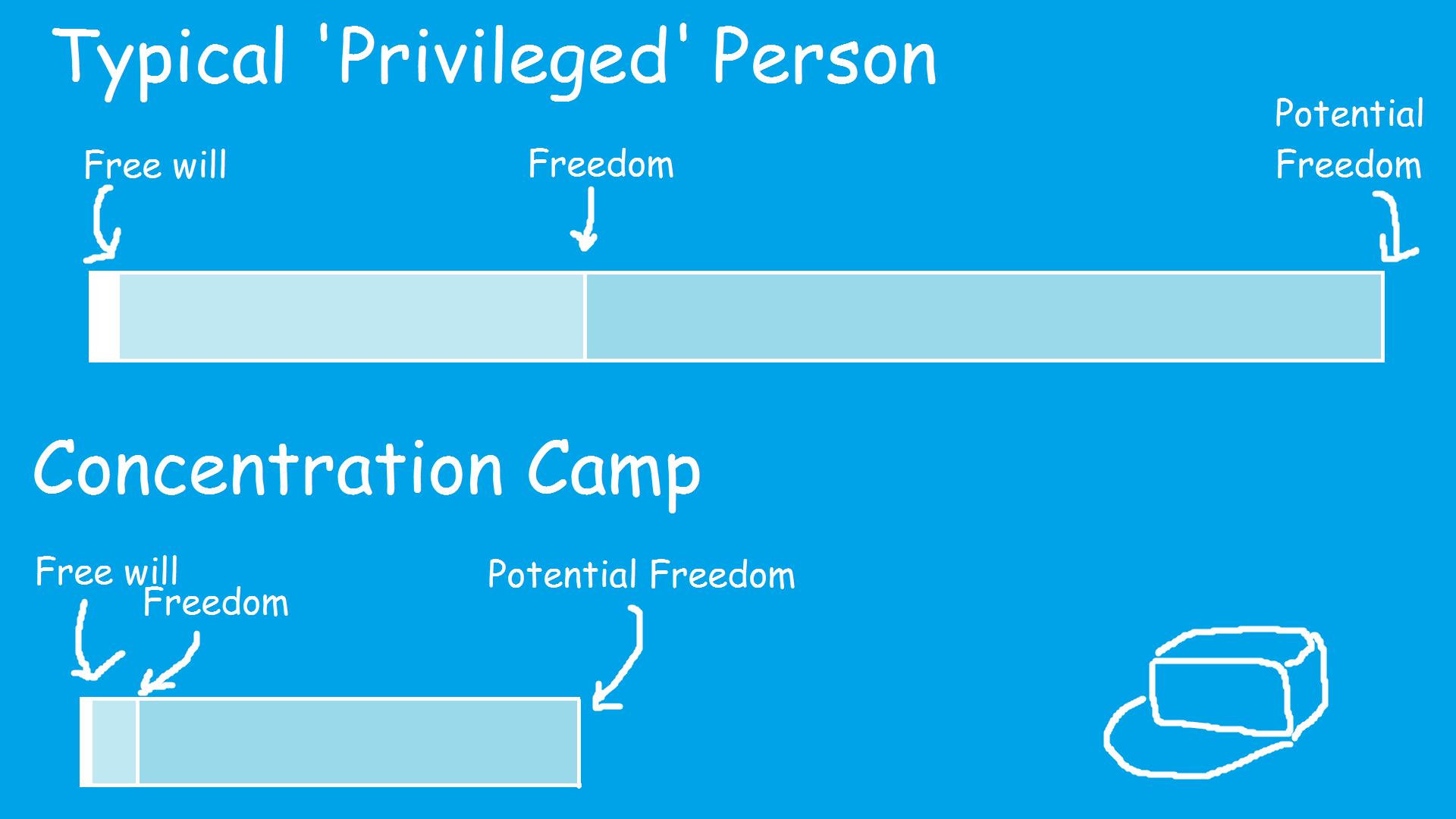 Free Will Freedom Gap