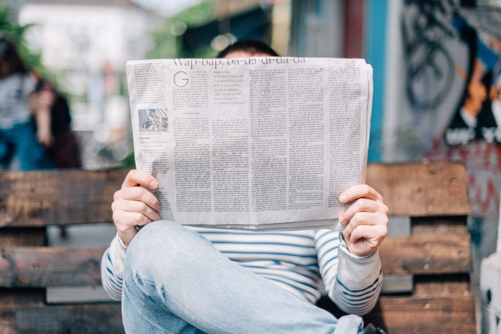 Why we should avoid the news — it is a waste of time