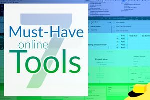 7 Online Productivity Tools: Never Waste Your Time Again