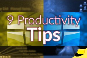 9 Effective Windows 10 Productivity Features for Beginners