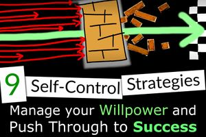 9 Self-Control and Discipline Strategies: Break Free Now!
