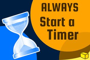 How to Increase Your Work Efficiency Right Now: Set a Timer!