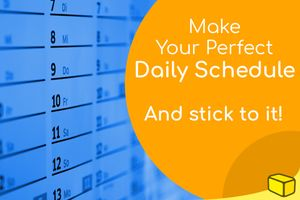 How to Make a Daily Schedule for Yourself (for the Most Productivity)