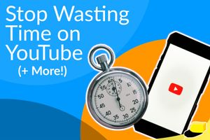 How to Stop Wasting Time Online: My Proven 5 Step Strategy